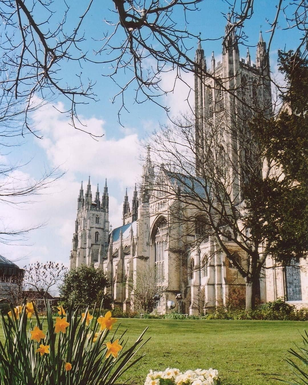 Discovering The Pilgrim's Way in England
