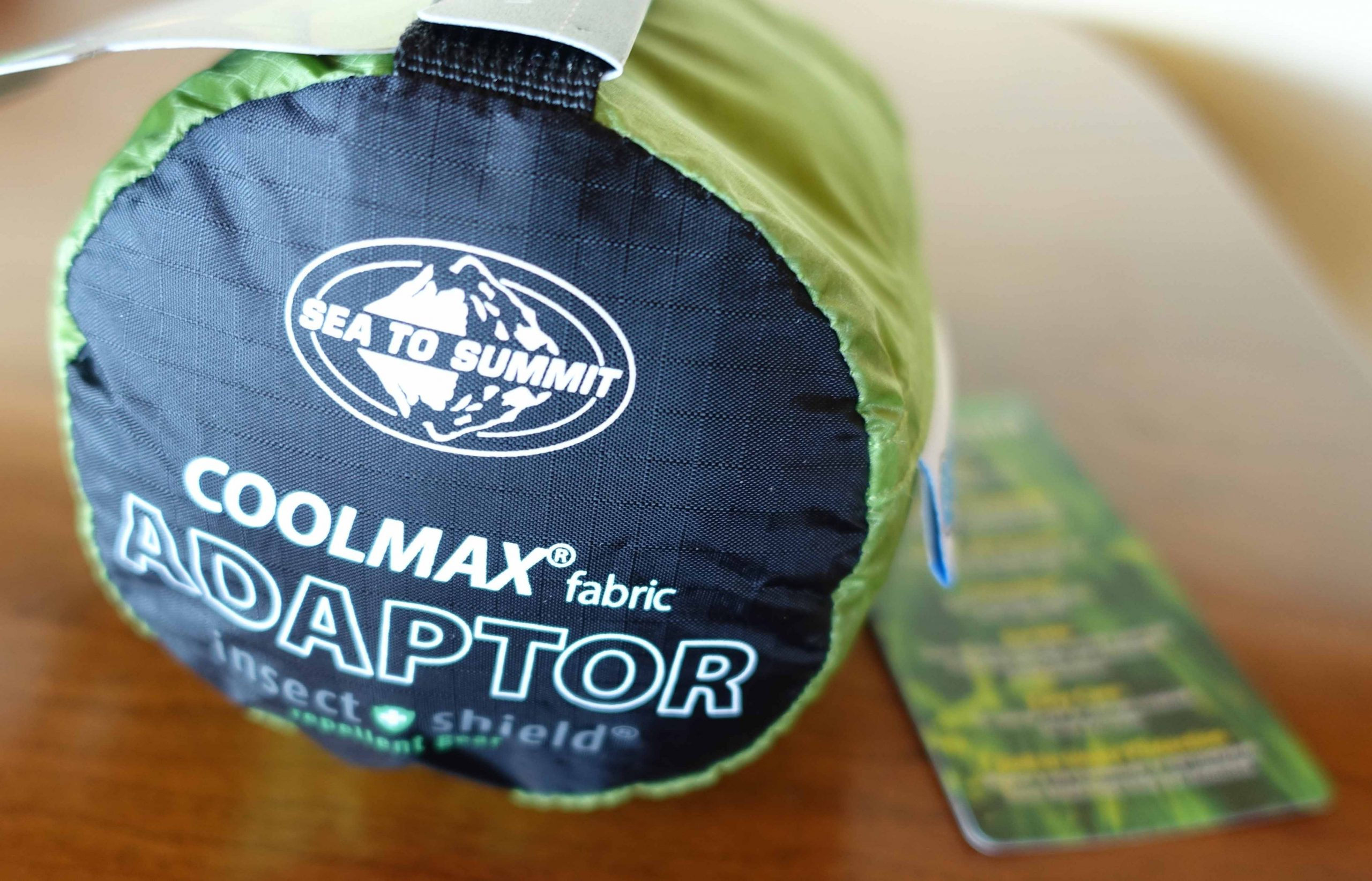 Review: Sea to Summit Coolmax Adaptor Traveller Liner with Insect Shield