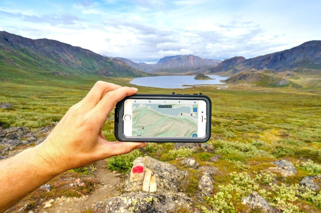 The Top Hiking GPS Apps for iPhone and Android