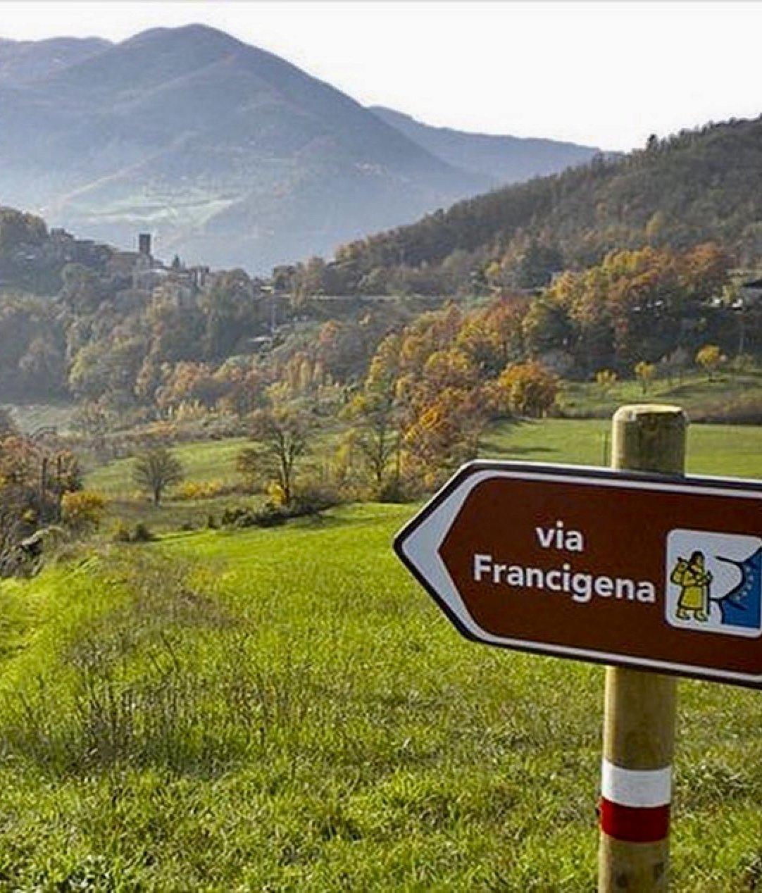 Key Differences Between the Camino de Santiago and Via Francigena