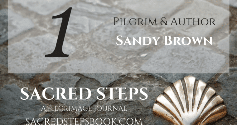 EP1: Interview with Camino Pilgrim & Author Sandy Brown